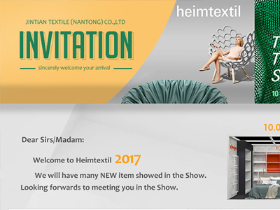 Frankfurt Invitation